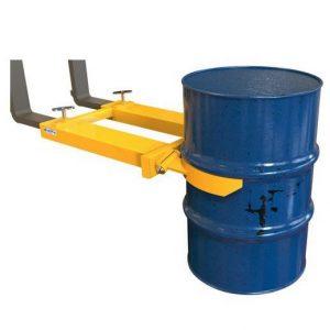 Forklift Mounted Drum Handler