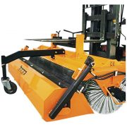 Hydraulic Fork Mounted Sweeper