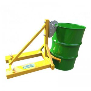 Fork Mounted Rim Grip Drum Handler