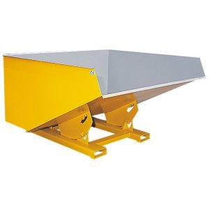Roll Forward Tipping Skips Heavy Duty