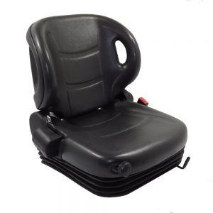 Wingback Seat, Mechanical suspension