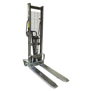 Record CTMSS 10.16 Stainless Steel Manual Stacker