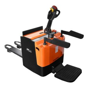 Heavy Duty Fully Powered Pallet Truck