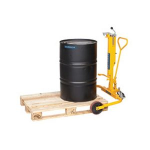 Warrior Drum Porter with Wide Straddle - WRDTW250 - Material Handling - Warehouse Goods