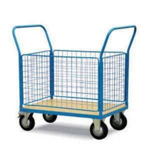Platform Truck - 4 Full Sides - WRZ50C - Material Handling - Warehouse Goods