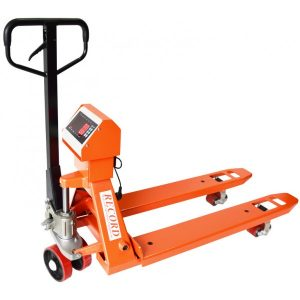 High Accuracy Weight Scale Pallet Truck