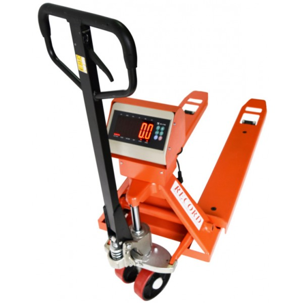 Record WS2000L High Accuracy Weight Scale Pallet Truck