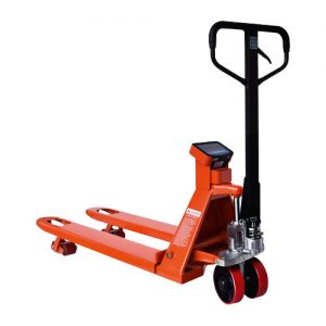 WSE2000G Weight Scale Pallet Truck for sale