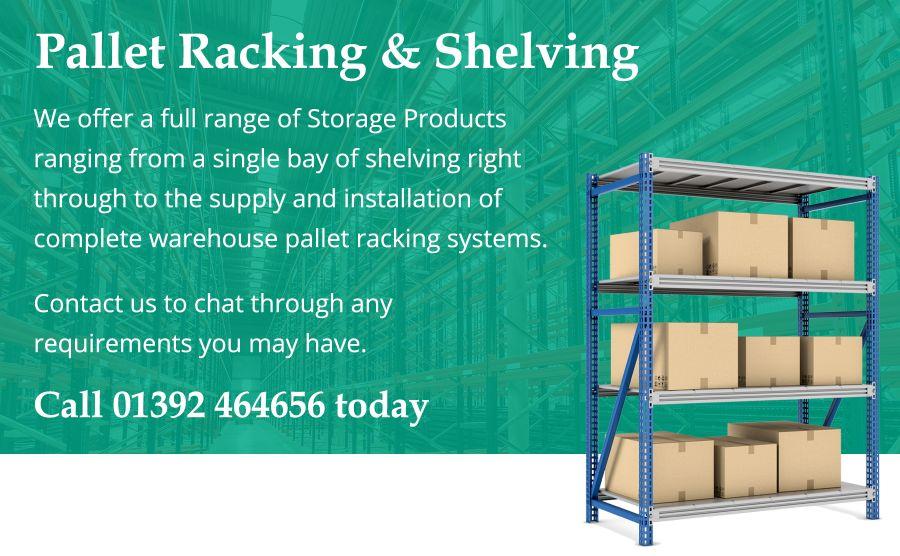 Shelving & Racking