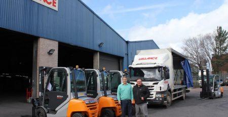 Materials Handling Devon