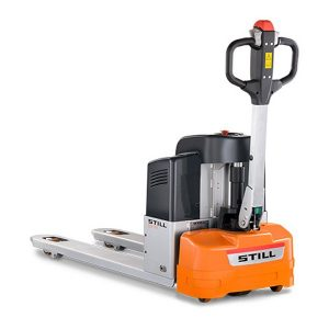 STILL ECU 15 C Compact Powered Pallet Truck, Material Handling