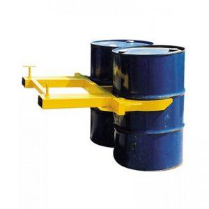 Forklift Twin Drum Grab