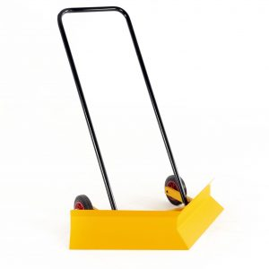 Push Along Snow Plough