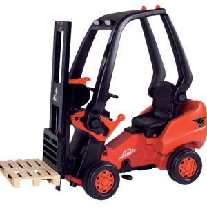 Linde Ride On Pedal Truck