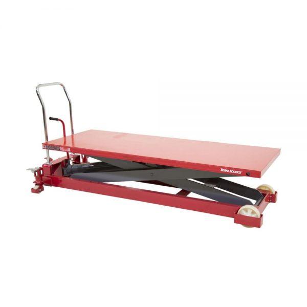 Large Platform Lifting Table